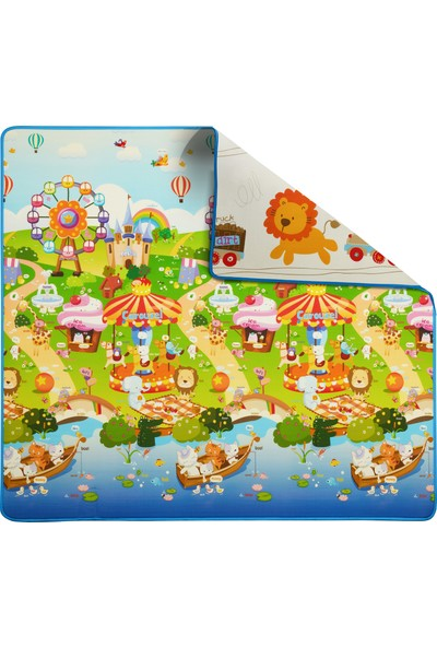 Dophia Hello Baby Funland Oyun Halısı Oyun Matı 10 mm