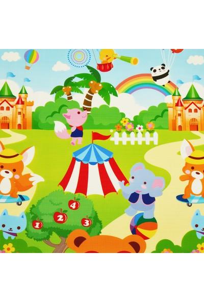 Dophia Hello Baby Circus Oyun Halısı