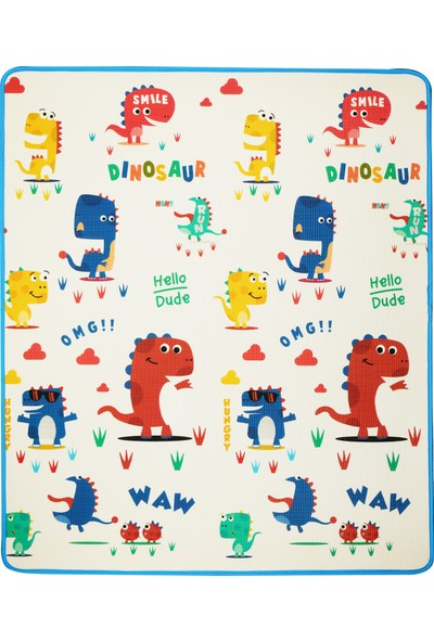 Dophia Hello Baby Dinosaur Oyun Halısı