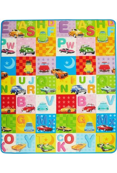 Dophia Hello Baby Cars II Oyun Halısı