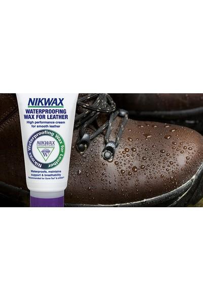 Nikwax 100 ml Pürüzsüz Deri Su Geçirmezlik Sağlayan Ayakkabı Kremi