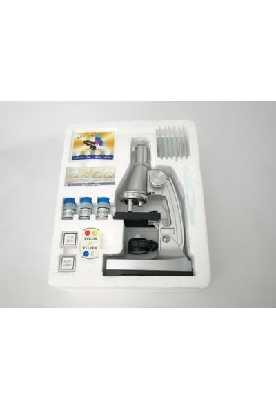 Makroptik 900x 29 Parça HD Mikroskop Seti