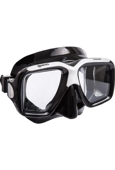 Mares Rover Dalış Maskesi Siyah-Beyaz-Siyah