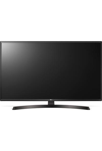 """LG 49UK6470 49"""" 123 Ekran Uydu Alıcılı 4K Ultra HD Smart LED TV"""