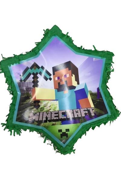Parti Dolabı Minecraft Pinyata Sopa Maykıraft Maynkıraft Pinata