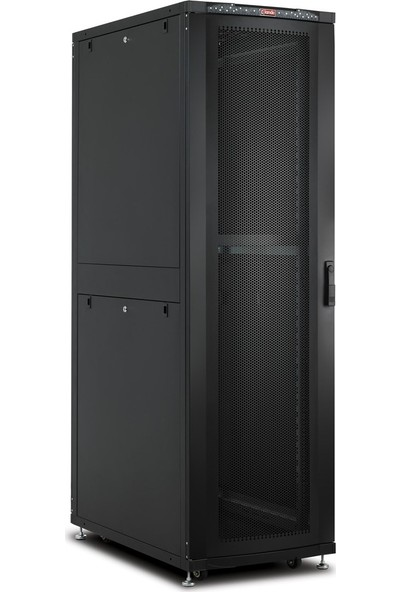 Lande Dynamax Serisi 26U 19'' Dikili Tip Server Kabinet W=600Mm D=1000Mm