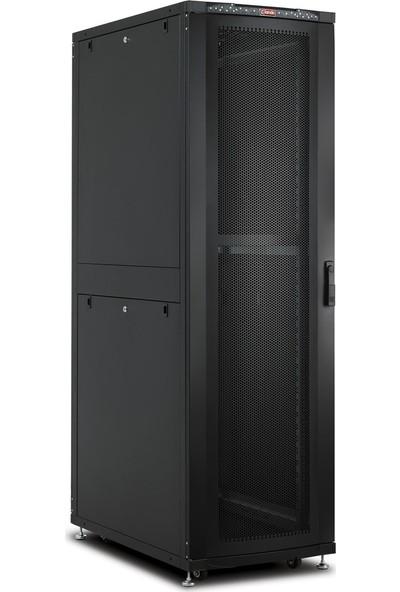Lande Dynamax Serisi 42U 19'' Dikili Tip Server Kabinet W=800Mm D=1000Mm