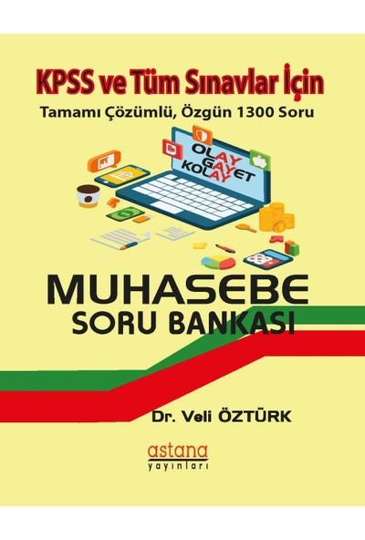Muhasebe Soru Bankası - Veli Öztürk