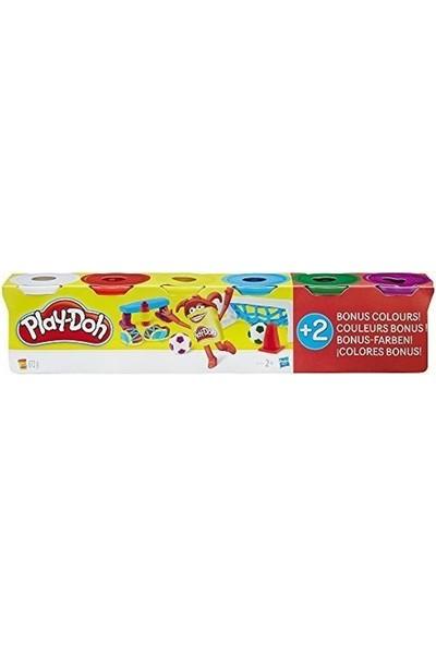 Play-Doh 6'lı Oyun Hamuru 672 Gr.