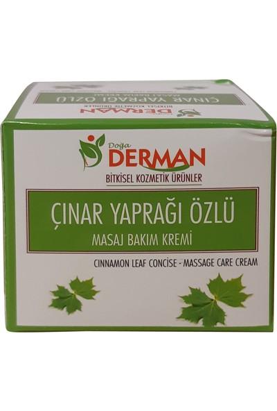 Doğa Derman Çınar Yaprağı Özlü Masaj Kremi 100 ml