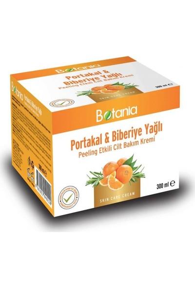 Botania Portakal ve Biberiye Yağlı Cilt Bakım Kremi 2 x 300 ml