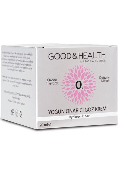 Good & Health Ozonlu Yoğun Onarıcı Göz Kremi
