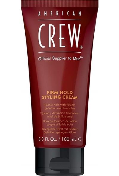 American Crew Firm Hold Şekillendirici Krem 100 ml