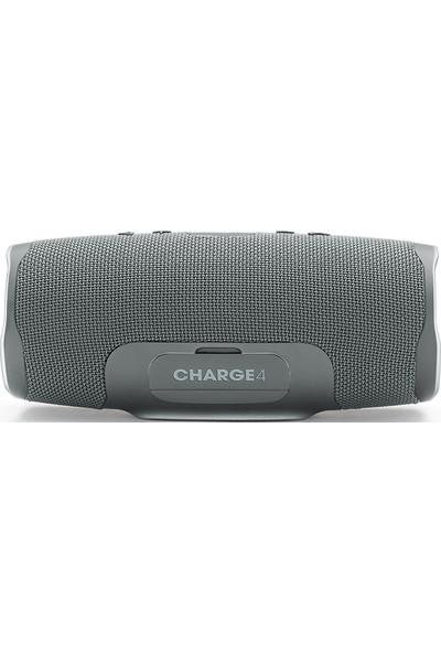 JBL Charge 4 Ipx7 Su Geçirmez Bluetooth Hoparlör Gri
