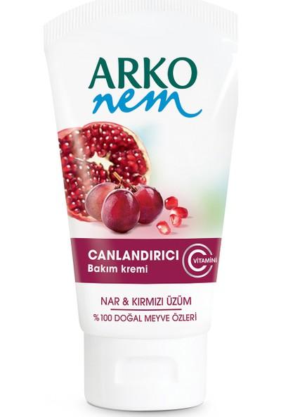 Arko Nem Nar & Üzüm Meyveli Bakım Kremi 75ml