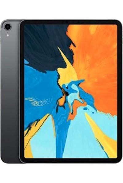 """Apple iPad Pro Wi-Fi Cellular 256GB 11"""" Tablet - Uzay Grisi MU102TU/A"""