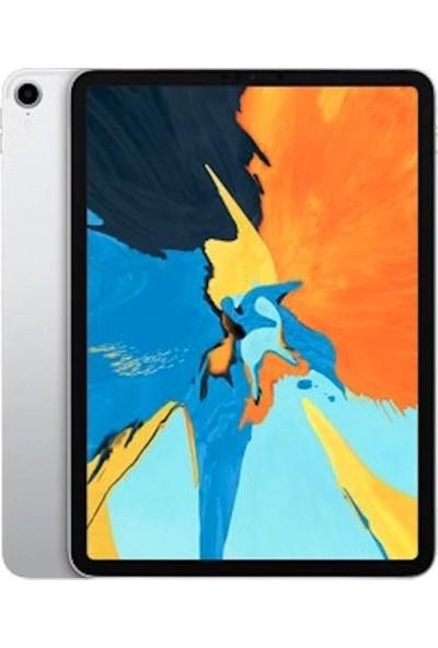 """Apple Yeni iPad Pro Wi-Fi Cellular 512GB 11"""" 4,5G Tablet - Gümüş MU1M2TU/A"""