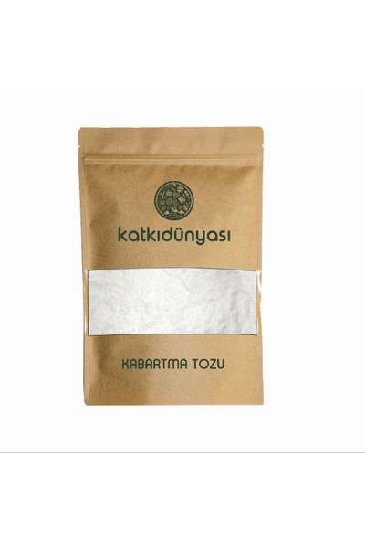 Katkı Dünyası Kabartma Tozu 250 gr