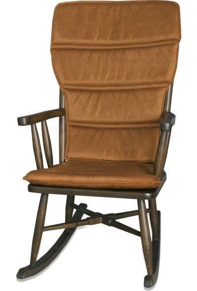 Asedia Teksas Tornalı Lake Beyaz-Turuncu Sallanan Sandalye