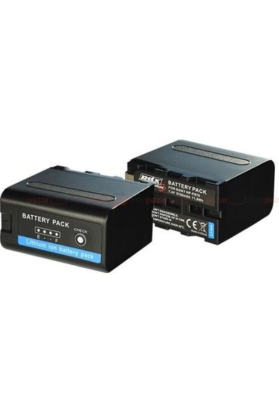 Sony NP-F970 Kamera ve Led Batarya Led Göstergeli (9700 mAh)