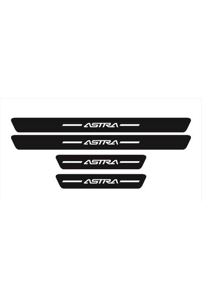 Ömr Dizayn Hediye Opel Astra Kapı Eşiği Aksesuar