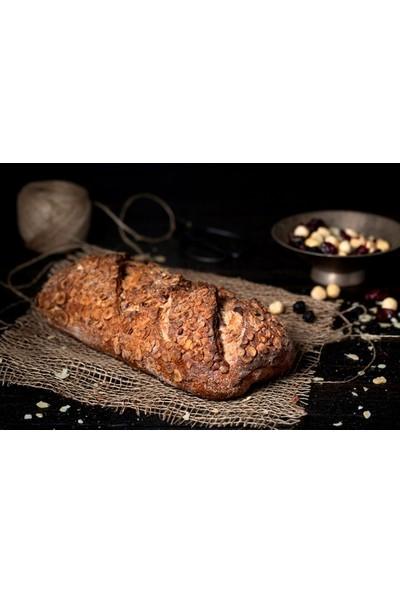 240 Derece Yabanmersinli Fındıklı Ekmeği 700 gr