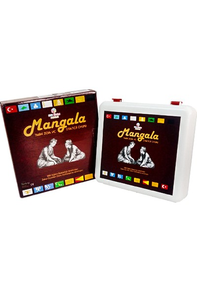 Lüx Mangala Tarihi Strateji ve Zeka Oyunu