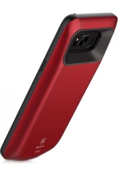 Baseus Basues Samsung Galaxy S8 5000 Mah Powerbank Şarjlı Kılıf
