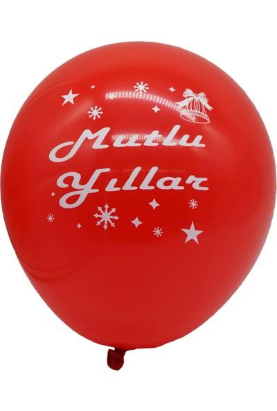 Cansüs 100Lu Mutlu Yıllar Balonu Yılbaşı Süsü