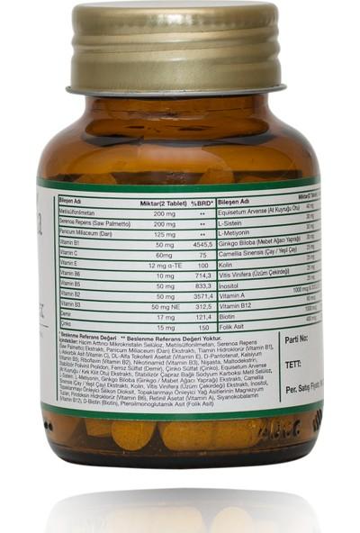 Byopecia Multiplex 60 Tablet (Saç Dökülmesi, Ve Tırnaklar İçin)