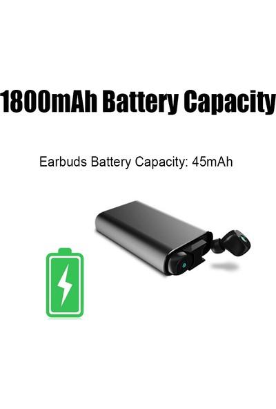 Tonmeister 2 in1 Bluetooth 5.0 EarBuds Kablosuz Kulaklık ve Powerbank