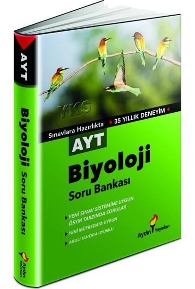 Aydın Yayınları AYT Biyoloji Soru Bankası