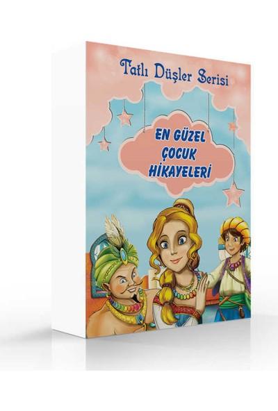 Aydede Yayıncılık Tatlı Düşler Serisi En Güzel Çocuk Hikayeleri (10 Kitap)