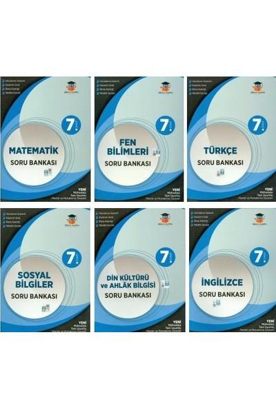 Zekaküpü 7.Sınıf Tüm Dersler Soru Bankası Seti ( 6 Kitap )