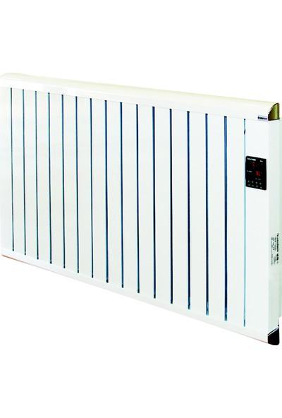 Radiatherm Vera 16 Dilim Elektrikli Alüminyum Yağlı Radyatör