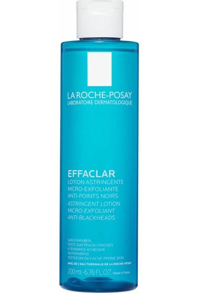 La Roche-Posay Effaclar Tonik - Sıkılaştırıcı ve Mikro-Soyucu Tonik 200 ml