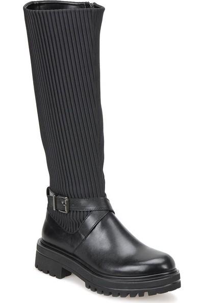 Butigo 18K-325 Siyah Kadın Çizme