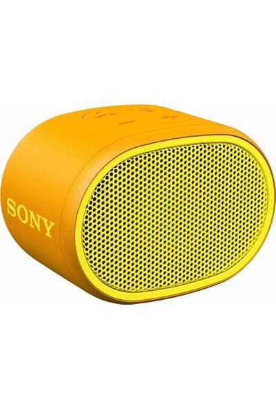 Sony SRS-XB01 Taşınabilir Bluetooth Hoparlör Sarı