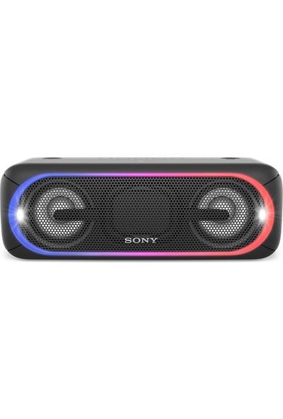 Sony SRS-XB4B Taşınabilir Bluetooth Hoparlör Siyah