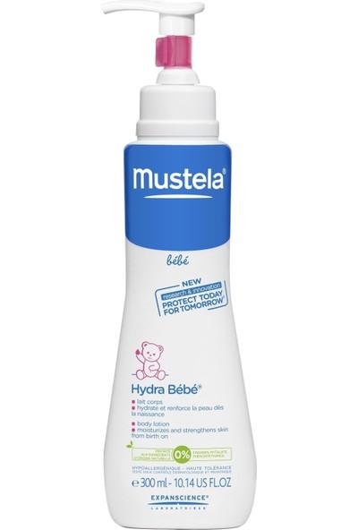 Mustela Hydra Bebe Body Lotion - Nemlendirici Vücut Losyonu 300 ml