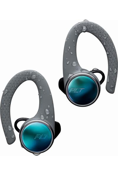 Plantronics BackBeat FIT 3100 Ter/Su Geçirmez Kablosuz Kulaklık GRİ + Şarjlı Kılıf