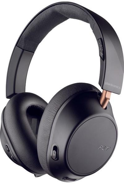 Plantronics Backbeat GO 810 Aktif Gürültü Engelleyici ANC Kablosuz + Kablolu Kulaklık Siyah