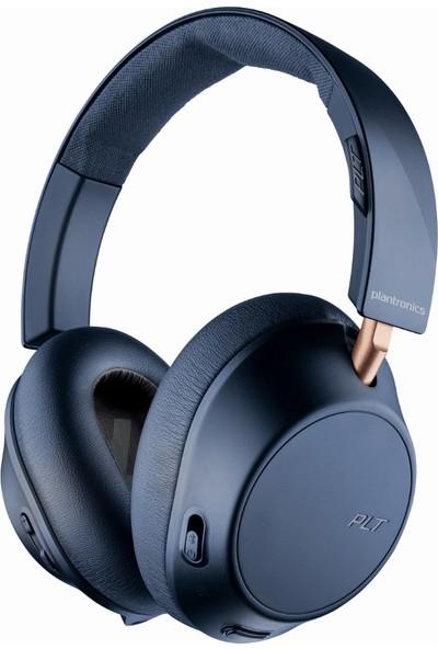Plantronics Backbeat GO 810 Aktif Gürültü Engelleyici ANC Kablosuz + Kablolu Kulaklık Lacivert