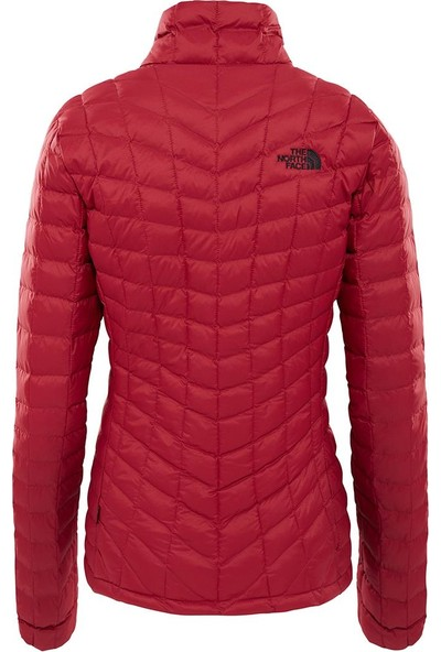 The North Face Thermoball Full Zip Kadın Mont Kırmızı