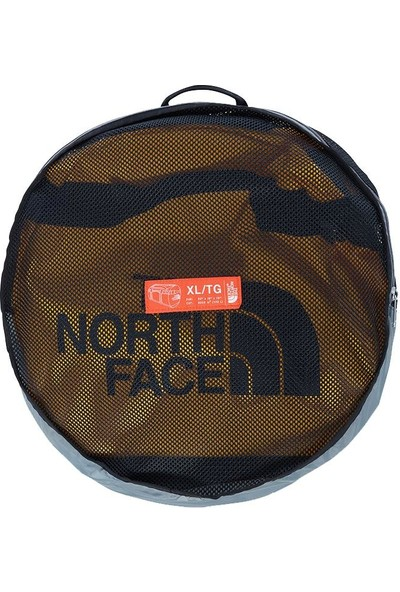 The North Face Base Camp Duffel XL Çanta Sarı