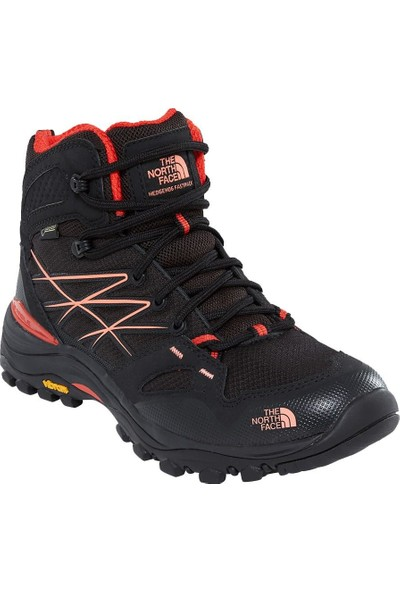 The North Face W Hedgehog Fastpack Kadın Ayakkabı Siyah