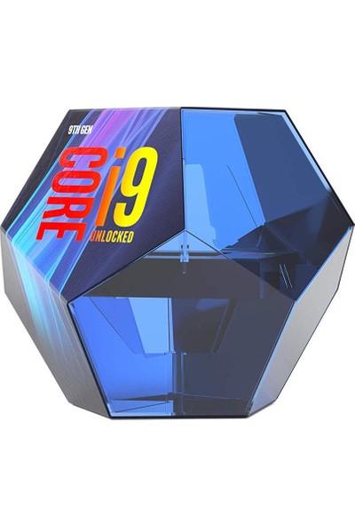 Intel Core i9 9900K Soket 1151 3.6GHz 16MB Cache İşlemci