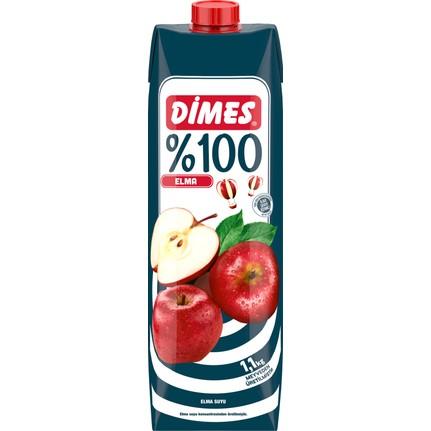DIMES % ELMA SUYU 1 LT