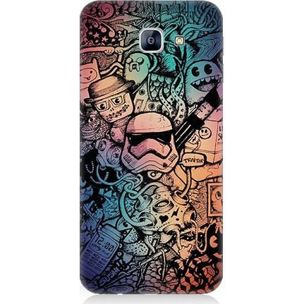 Teknomeg Samsung Galaxy A8 2016 Graffiti Wallpaper Desenli Fiyati