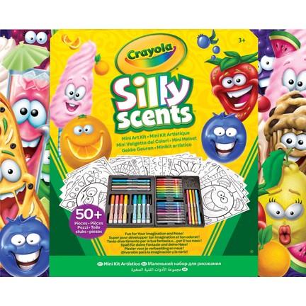Crayola Silly Scents Kokulu Boyama Seti Fiyatı Taksit Seçenekleri